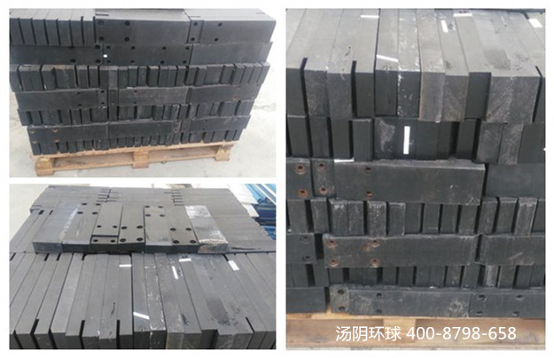 陕西客户定制的超高分子聚乙烯异型件正在准备发货...